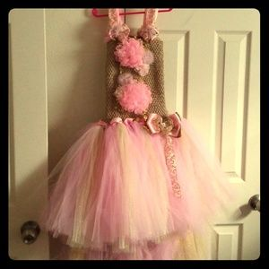Other - Handmade tutu dress